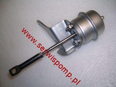 regulator turbiny