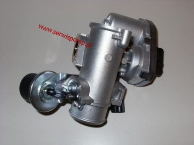 Ford 2,0 DPF